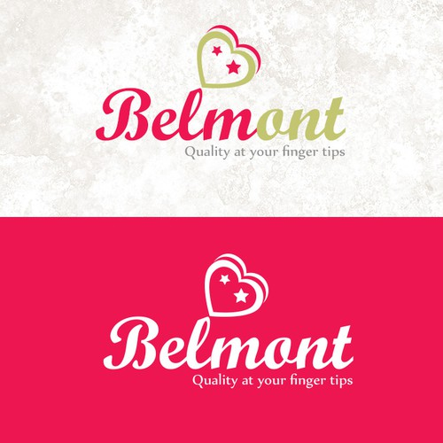 Product logo that speaks quality