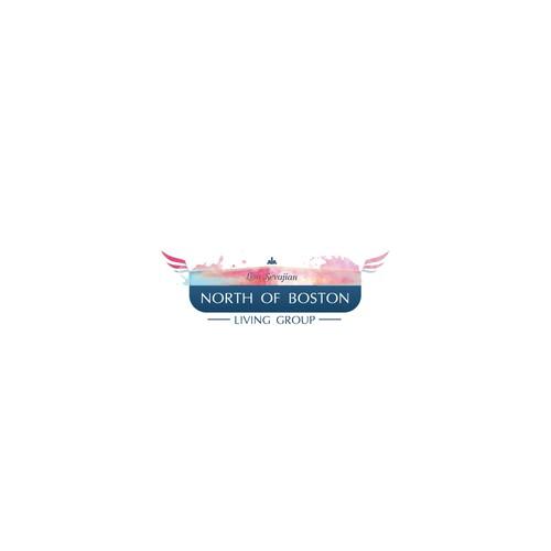 North of Boston Living Group logo