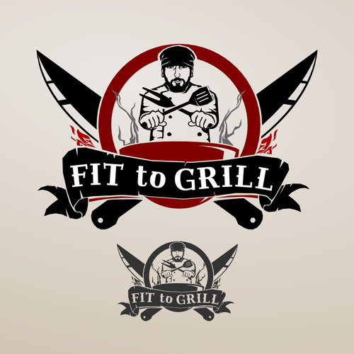Fit To Grill Food Truck Needs a Creative Logo !