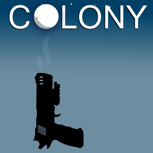The Colony Book Cover