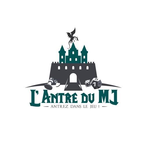 Logo for Board medieval games shop