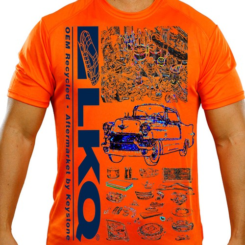 summer shirt for guys that work on cars