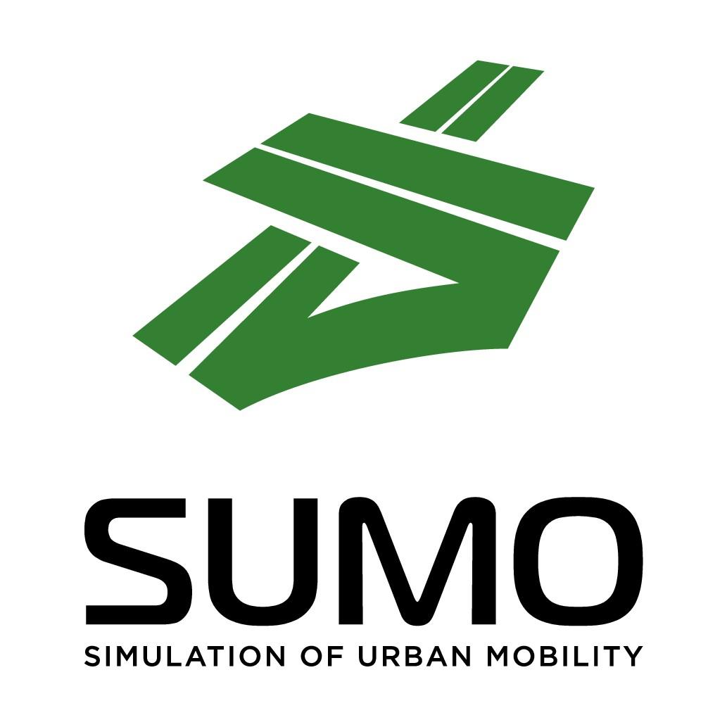 Logo for Traffic Simulation Software SUMO