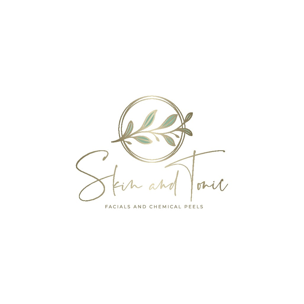 I need a logo for my solo esthetician business, Skin and Tonic.