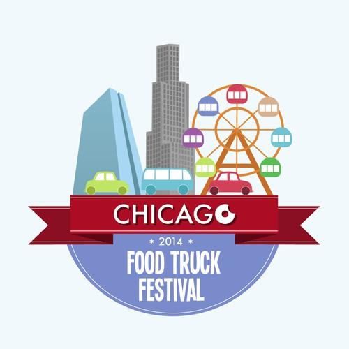 Design the logo for our festival