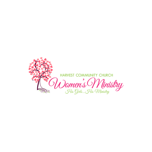 Logo for Women's group at church.