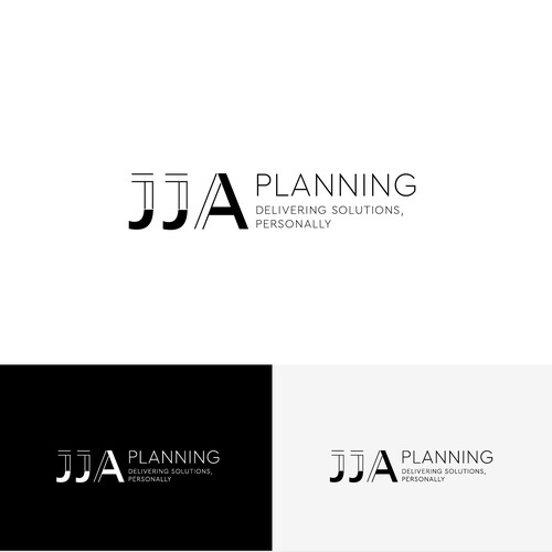 logo concept for architectural company