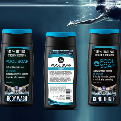 Natural Chlorine Removal Body Products