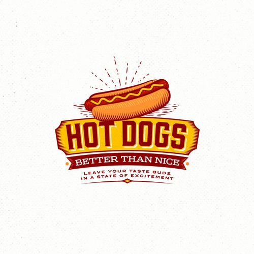 Logo for NYC Hot Dog Stand