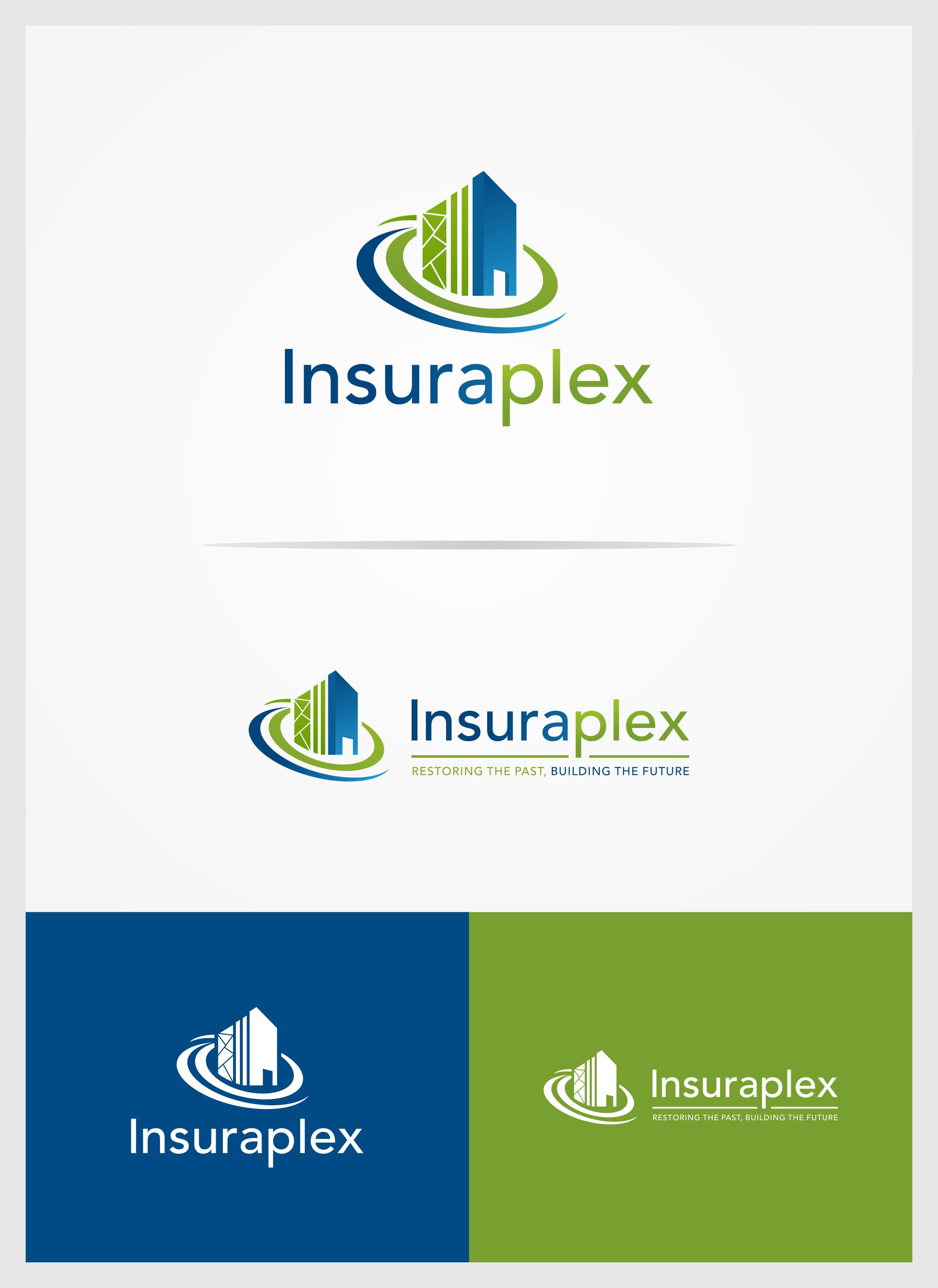 INSURAPLEX needs a POWERFUL logo