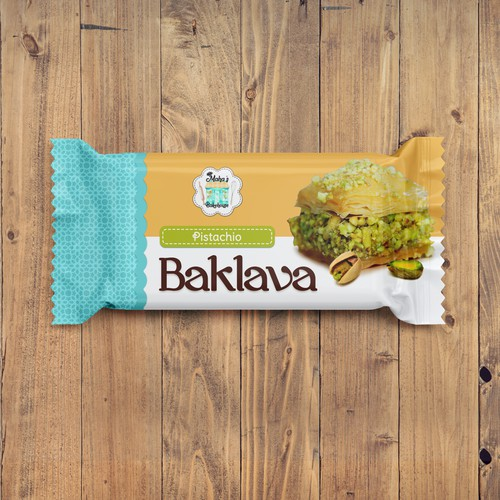 Baklava Bag Design