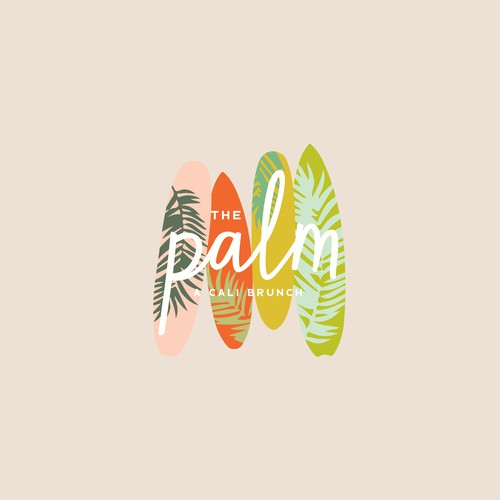Brand Identity for The Palm
