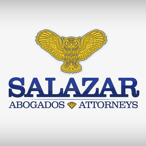 Create the next logo for Salazar   abogados / attorneys
