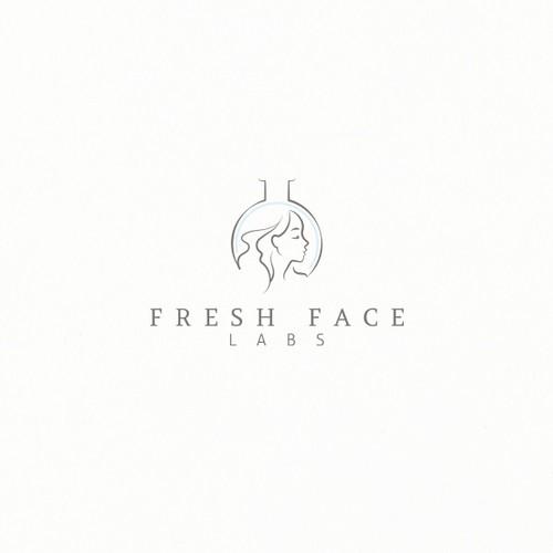 Fresh Face Labs | logo concept