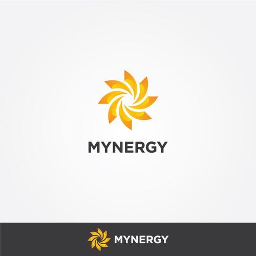 MYNERGY Logo Design