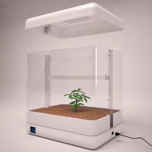 portable planter box