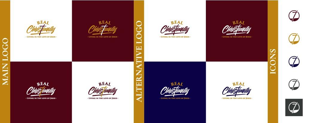 "Design a Trustworthy Logo for ""My Real Christianity"""