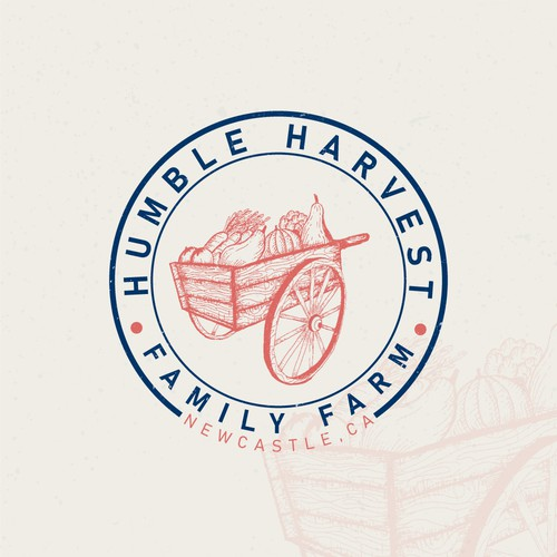 Logo for Organic Family Farm