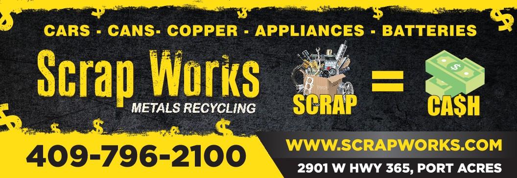 Design a Billboard for a Scrap Metal Company!