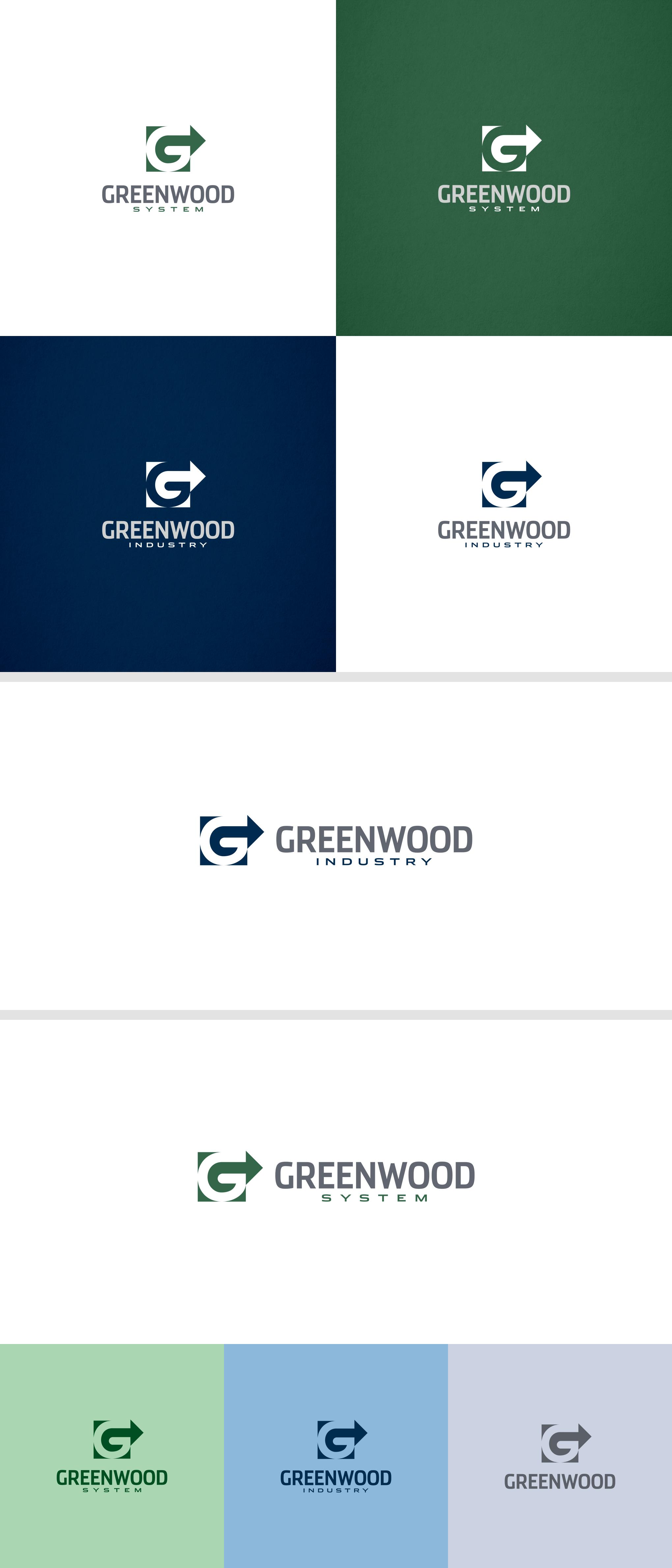 Projekt Greenwood Logo