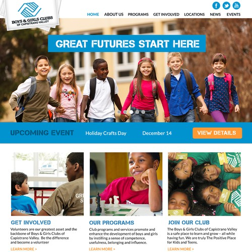 Opportunity of Lifetime - Boys & Girls Club. Earn Lifetime Partner!
