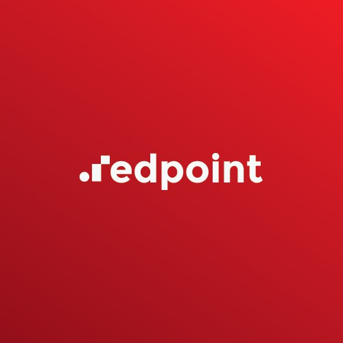 Simple and Clean Logo for Redpoint