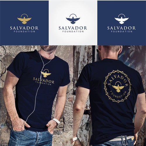 "Logo needed for Christian Charitable Organization ""Salvador Foundation"""