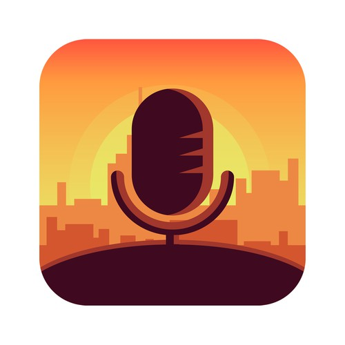 Icon for android app Voice Search