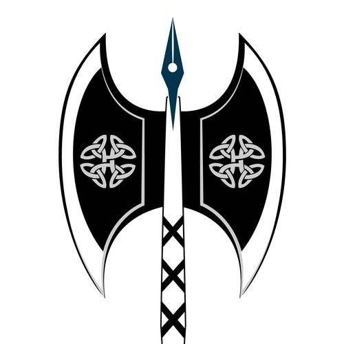 Logo concept for 3 Norwegian translators