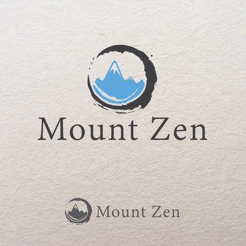 Creative talent needed to design unique logo for Mount Zen.