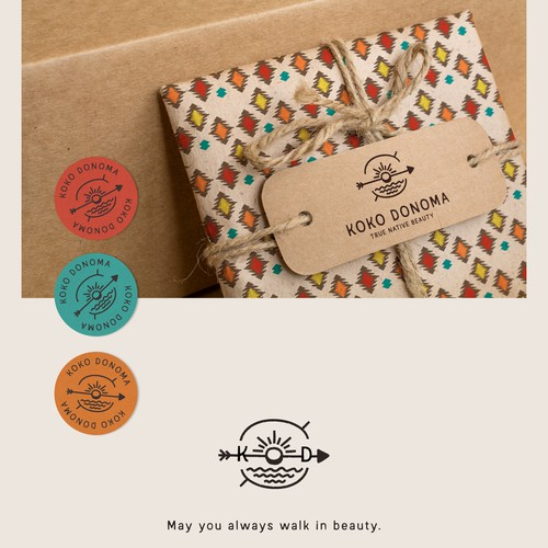 Brand Concept for Koko Donoma