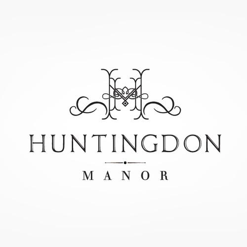 logo for Huntingdon Manor
