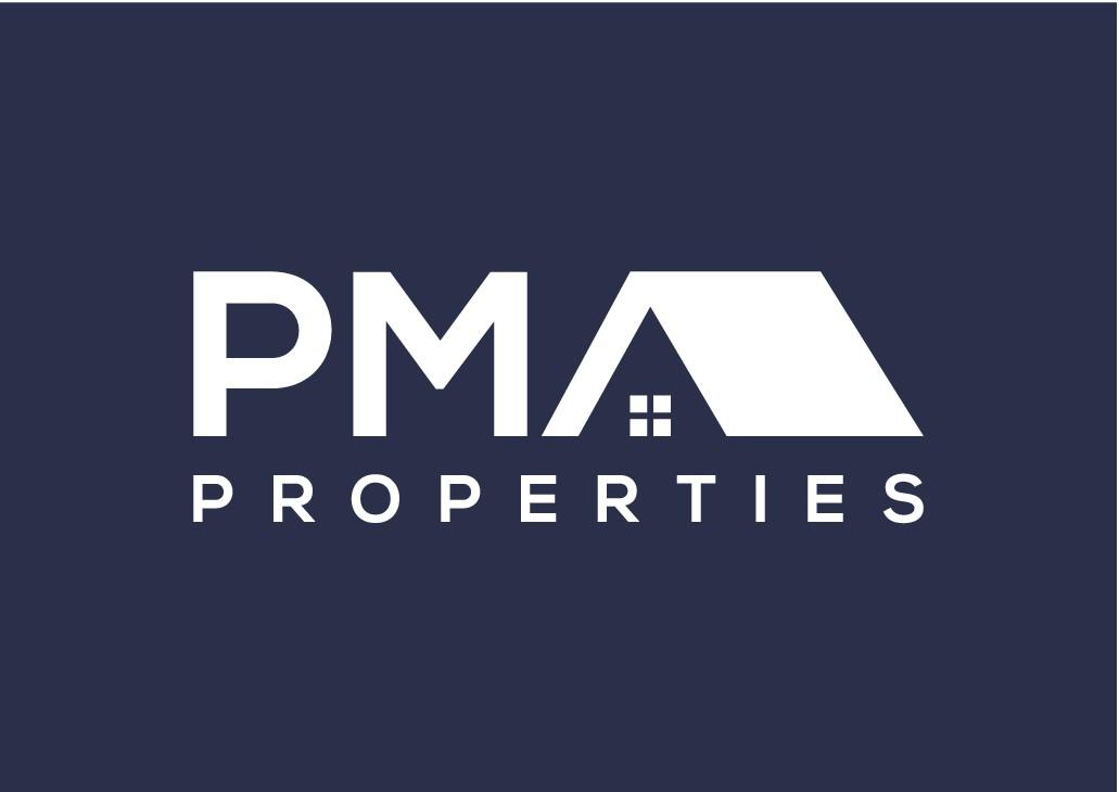 PMA Properties Logo Design