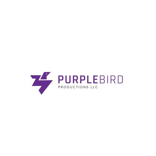 Purple Bird Logo