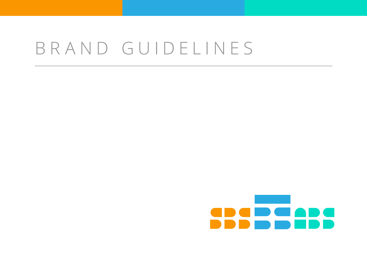Guide lines for the logo