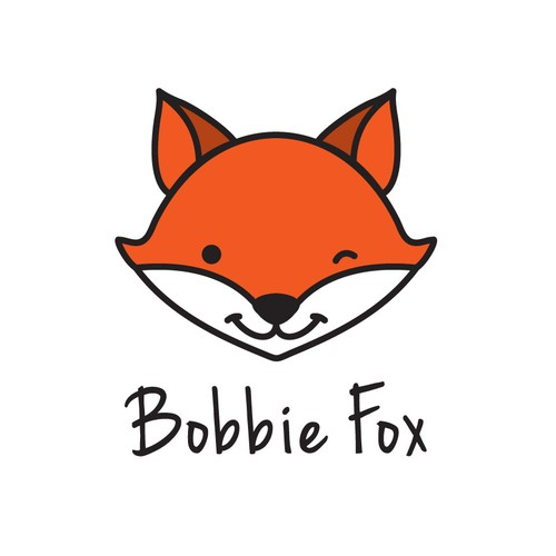 Cute Fox logo :)