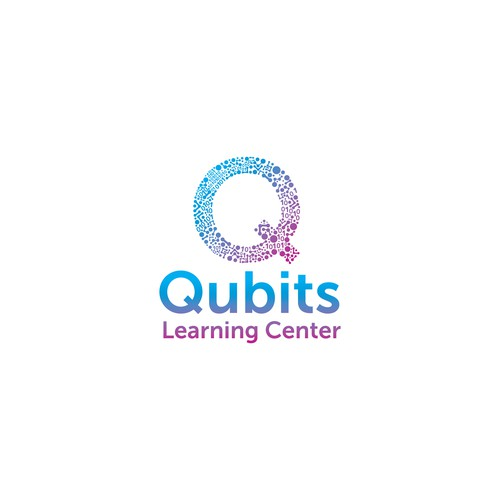 Qubits Logo Designs