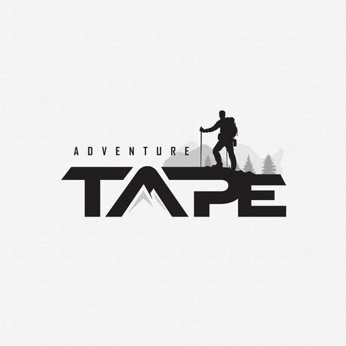 Adventure logo for Adventure Tape