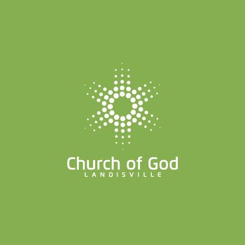 Logo design for a small local church