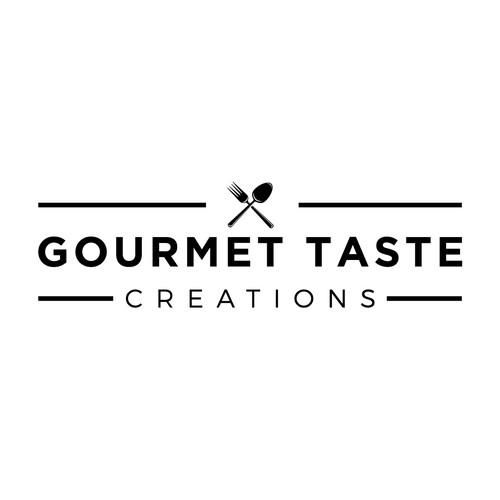 Logo for Gourmet Taste Creations