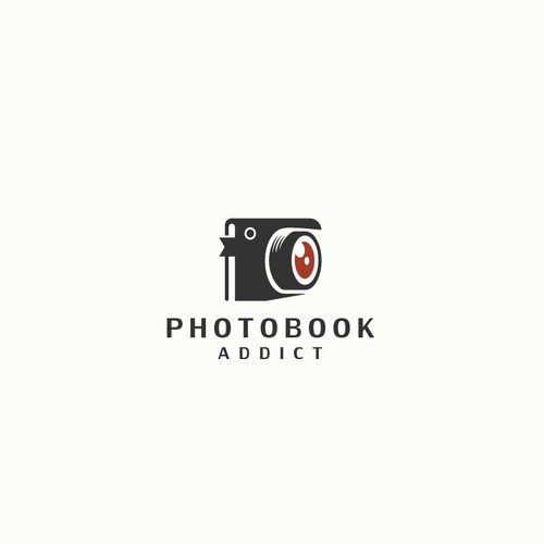 Design a minimalist, clever logo for photo literati