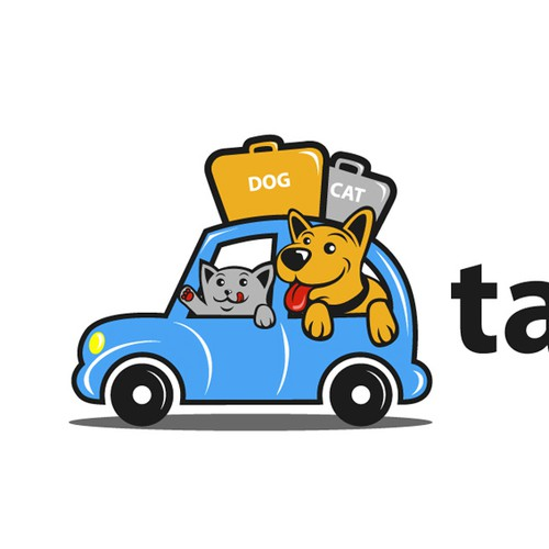 Help Takeyourpet.com with a new logo