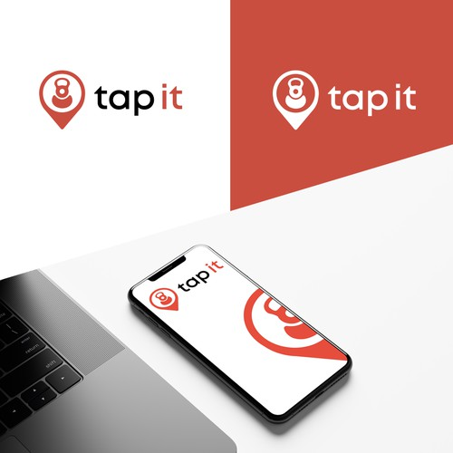 Tap it  logo for app