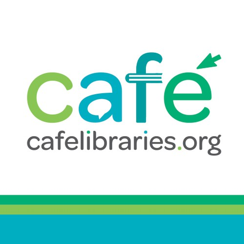Create a logo for the smartest card in your wallet: a library card!