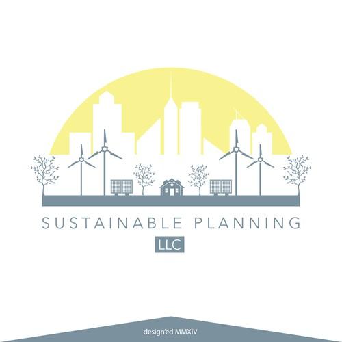 Sustainable planning logo
