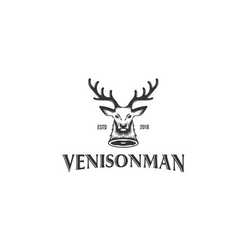 Venisonman Logo