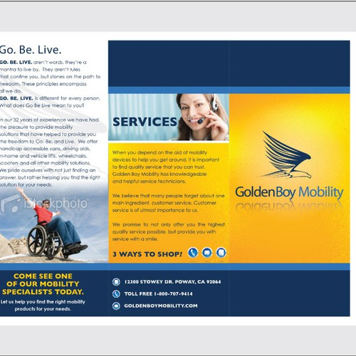 GoldenBoy Mobility