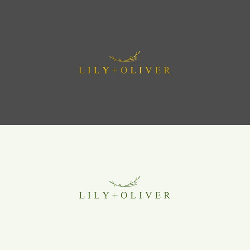 winner logo for Lily+Oliver
