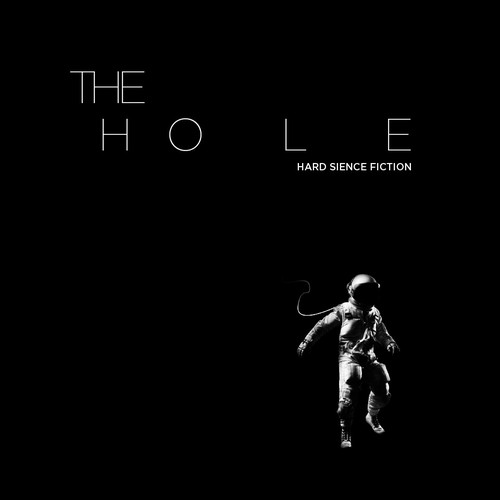 Book Cover concept for The Hole