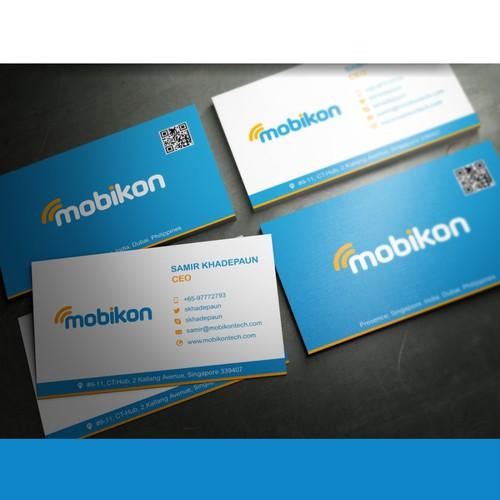 Mobikon Logo